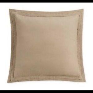 RH Siena European pillow sham.